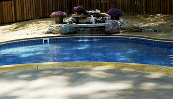 Pool Decks - ACR Decorative Concrete