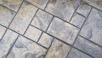 Stamped Concrete - ACR Decorative Concrete
